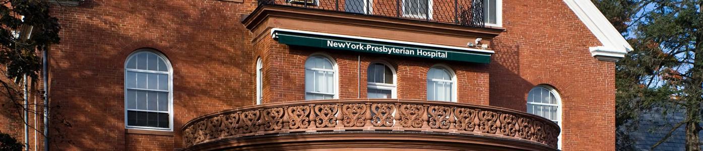 Weill-Cornell Medicine New York-Presbyterian Westchester