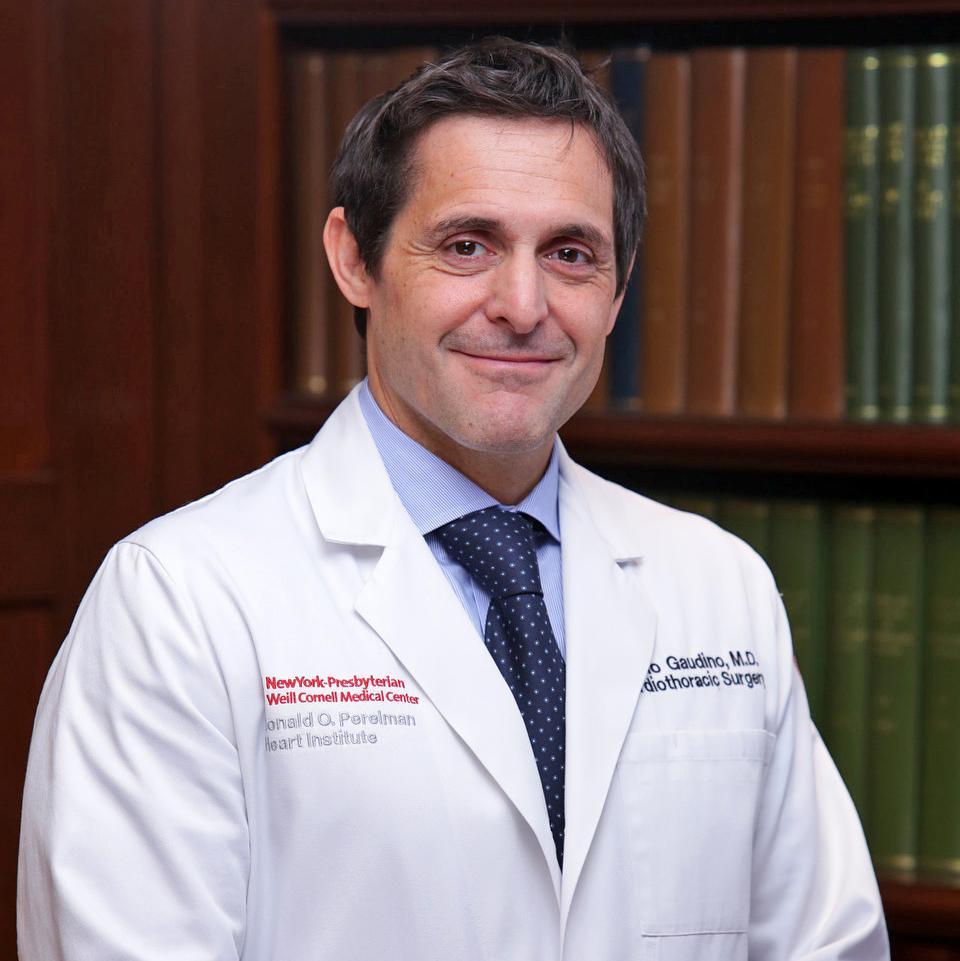 Dr. Mario Gaudino