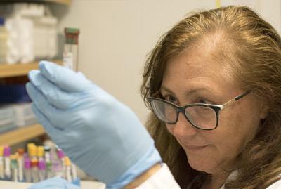 Maureen Ward Lab CTCL
