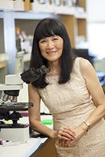 Dr. Selina Chen-Kiang (photo credit: Carlos Rene Perez)